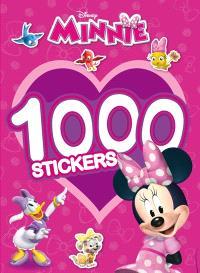 Minnie : 1.000 stickers