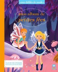 Mon album de petites fées