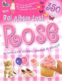 Mon bel album tout rose