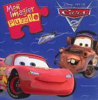Mon imagier puzzle : Cars 2