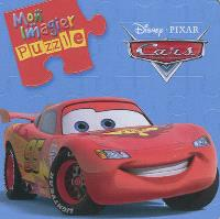 Mon imagier puzzle : Cars, quatre roues