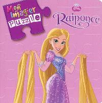 Mon imagier puzzle : Raiponce