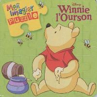 Mon imagier puzzle : Winnie l'ourson
