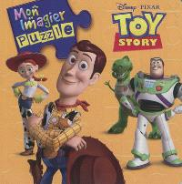 Mon imagier puzzle, Toy story