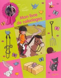 Mon livre de coloriages avec Sophie Thalmann