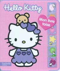 Mon livre-toise Hello Kitty