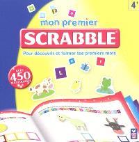 Mon premier Scrabble : pour découvrir et former tes premiers mots