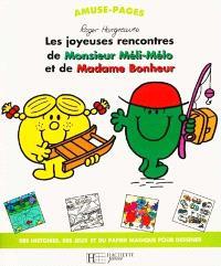 Monsieur Méli-Mélo et Madame Bonheur