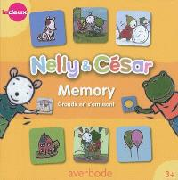 Nelly & César, Nelly & César, memory : grandir en s'amusant