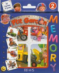 P'tit garçon : memory. Volume 2