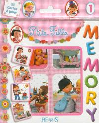 P'tite fille : memory. Volume 1