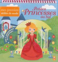 Petites princesses au bal