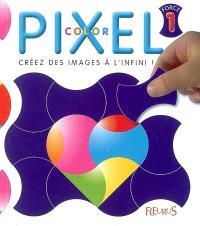 Pixel color force 1 : créez des images à l'infini