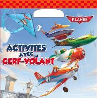 Planes : activités avec un cerf-volant