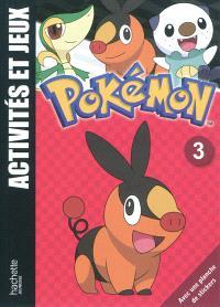 Pokémon : activités et jeux. Volume 3, Gruikui