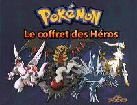 Pokémon : le coffret des héros