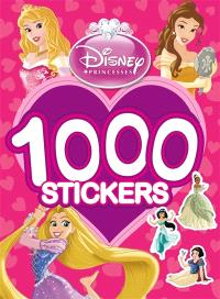 Princesses : 1.000 stickers