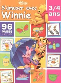 S'amuser avec Winnie, 3-4 ans : bienvenue dans la forêt