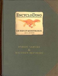 Encyclodino : un pop-up monstrueux