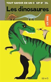 Les dinosaures : 6-8 ans