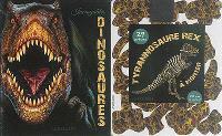 Incroyables dinosaures : tyrannosaure rex à monter