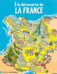 A la découverte de la France