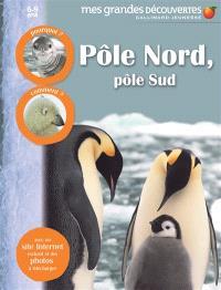 Pôle Nord, Pôle Sud : pourquoi ? comment ?