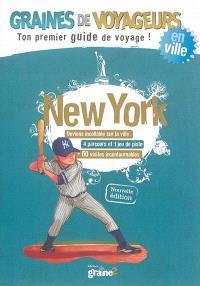 New York : deviens incollable sur la ville, 4 parcours et 1 jeu de piste, + 60 visites incontournables