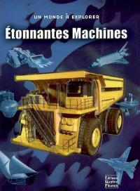 Etonnantes machines