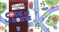 Code de la route : la boîte à questions junior