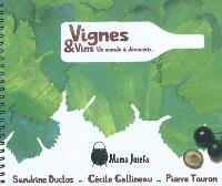 Vignes & vins : un monde à découvrir