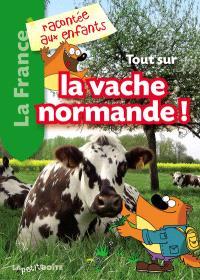 Tour sur la vache normande