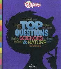 Wapiti top questions : sciences & nature