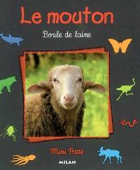 Le mouton, boule de laine