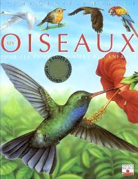 Les oiseaux : pour les faire connaître aux enfants
