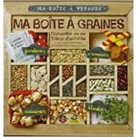 Ma boîte à graines