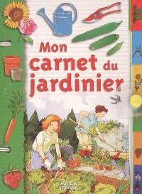 Mon carnet de jardinier