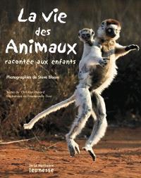 La vie des animaux racontée aux enfants