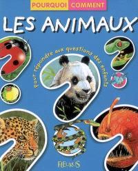 Les animaux : pour répondre aux questions des enfants