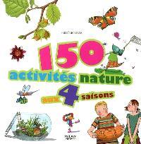 150 activités nature aux 4 saisons