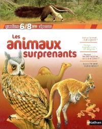 Les animaux surprenants