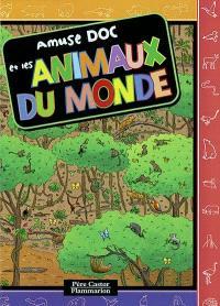 Amusedoc et les animaux du monde