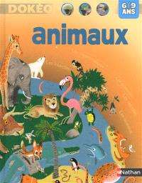 Animaux, 6-9 ans