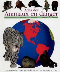 Atlas des animaux en danger