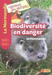 Biodiversité en danger : en Normandie