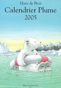 Calendrier Plume 2005