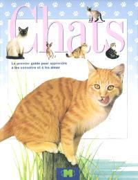 Chats : le premier guide pour apprendre à les connaître et à les aimer