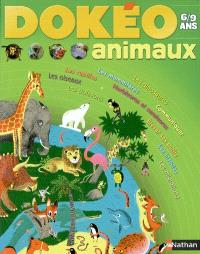 Dokéo animaux : 6-9 ans