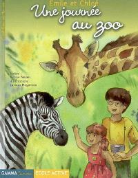 Emile et Chloé. Volume 2006, Une journée au zoo
