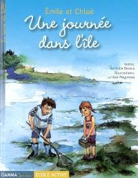 Emile et Chloé. Volume 2005, Une journée dans l'île